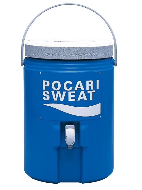ポカリスエット スクイズボトル 1ℓ | ミドリ安全熱中対策