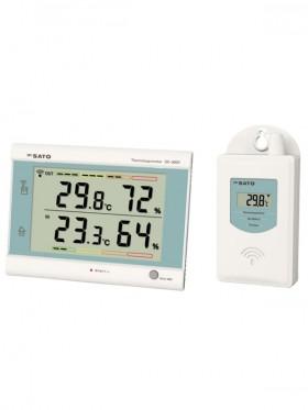 無線式温湿度計 SK-300R